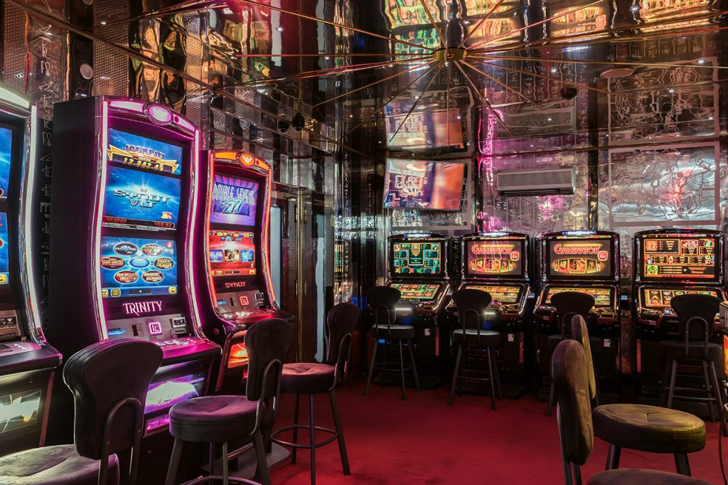 Casino Slot Machines Tips